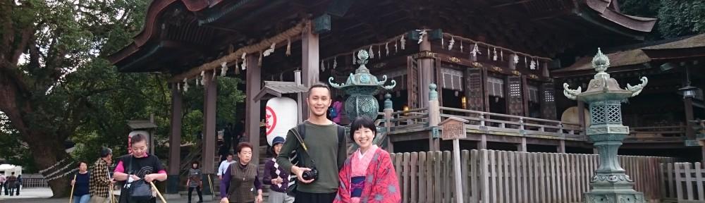 着物で巡る四国の旅
