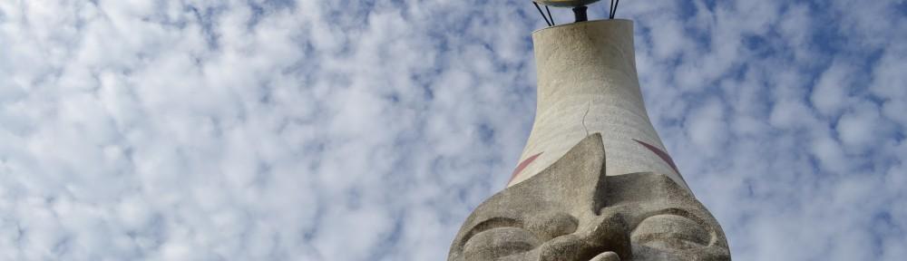 万博記念公園からの、太陽の塔グッズ