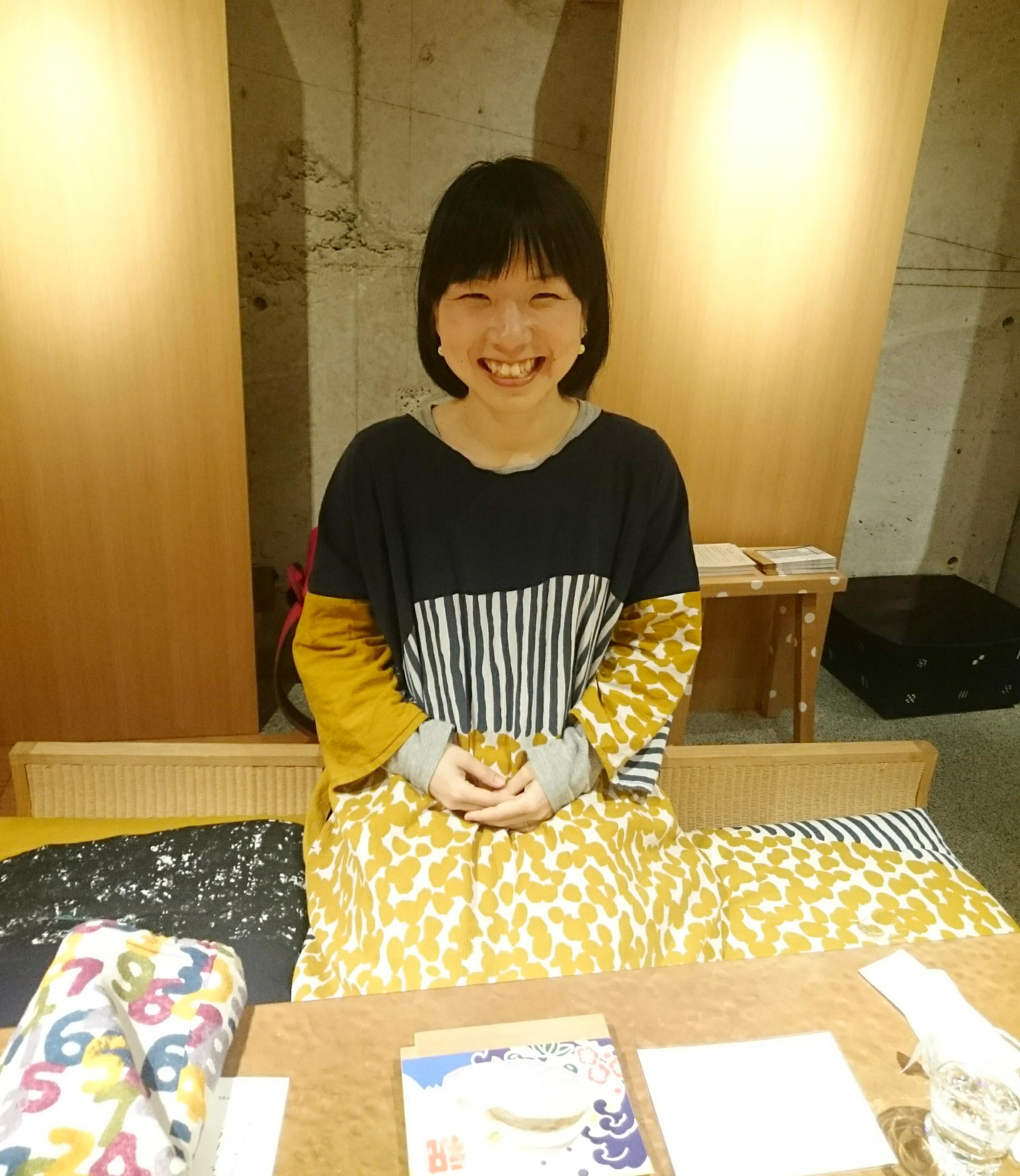 SOU・SOU 在釜〜和菓子になったテキスタイルデザイン