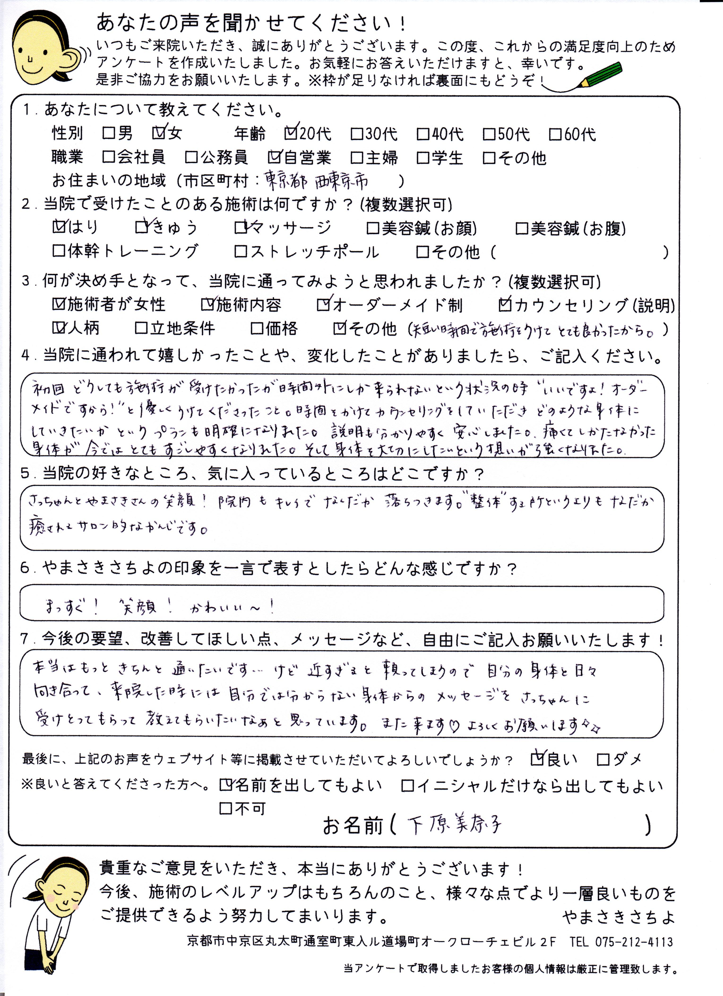 shimohara